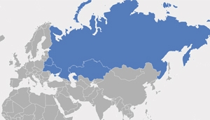 Department of CIS countries
